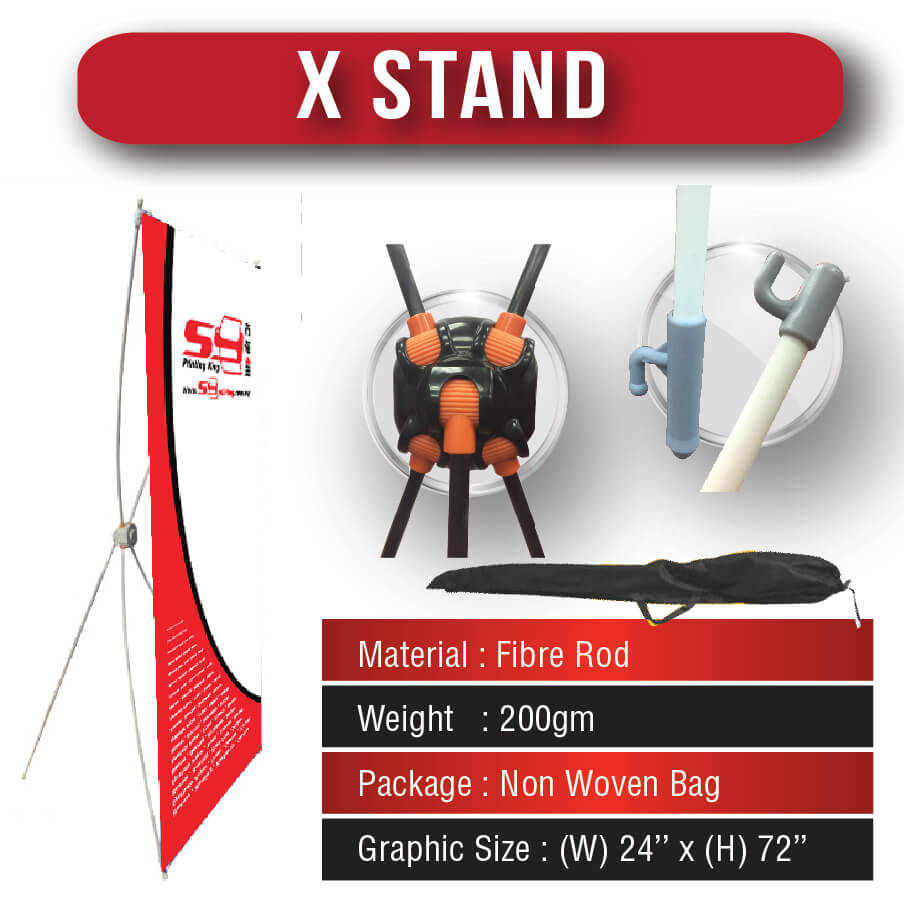 X Stand