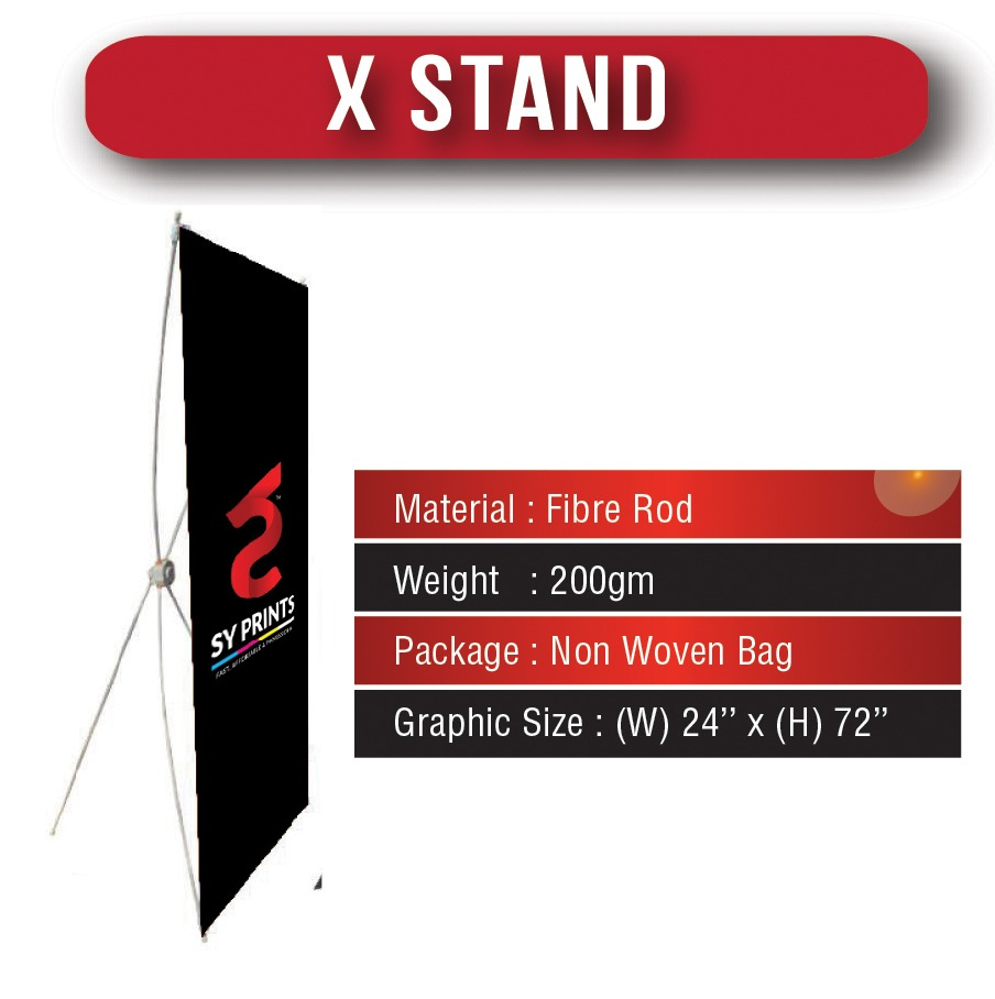X Stands
